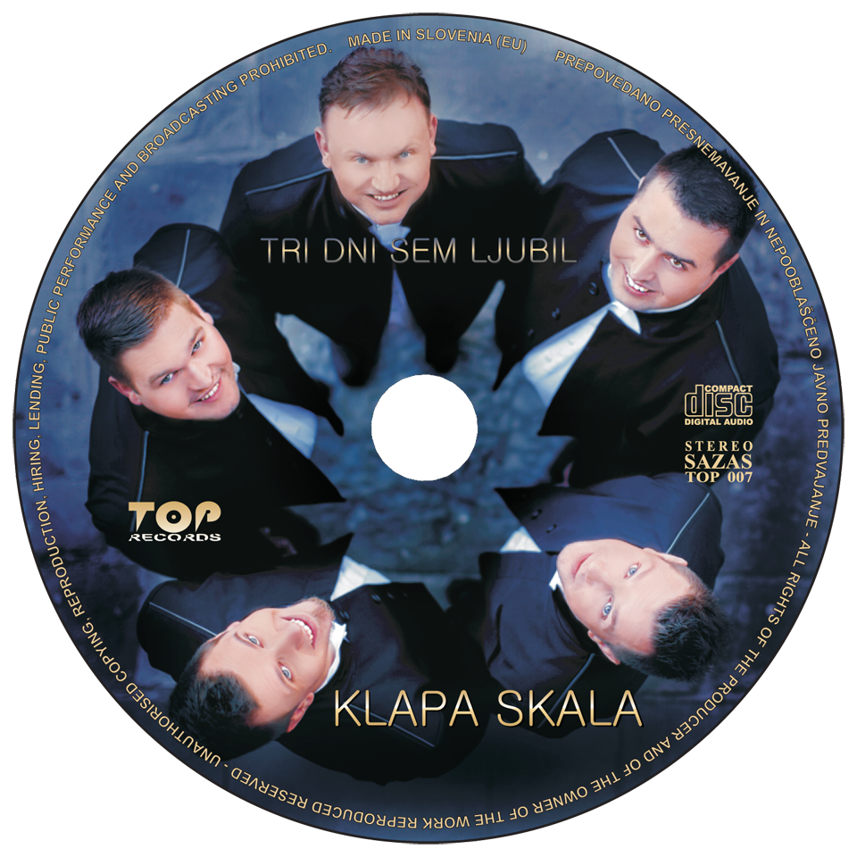 Klapa Skala Hit CD